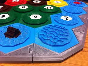 Settlers of Catan Border