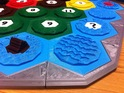 Settlers of Catan Border Closeup
