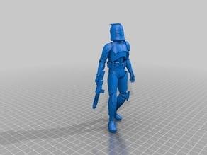 Star Wars Clone Trooper - Model is now Watertight