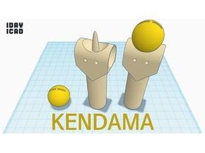 [1DAY_1CAD] KENDAMA
