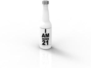 Mini Beer Bottle