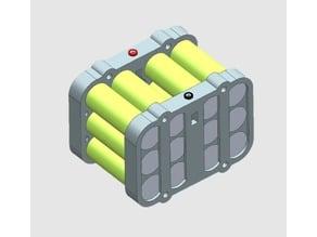 18650 Battery Module Holder