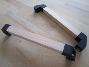 Variable length handle