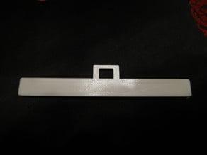 Vertical Window Blind Slat Hook