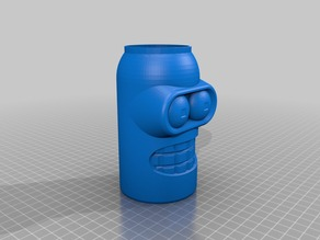 Bender Red Bull Koozie