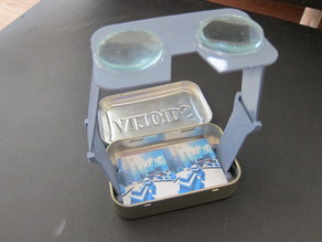 Collapsible Altoids 3D Viewer