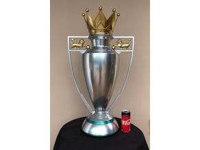 Soccer Replica Trophy