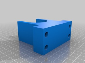 40mm PVC Tube support