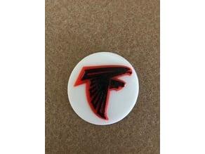 Falcons Coin (Superbowl 2017) LI