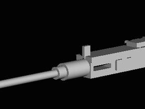 M2 Machine Gun For GI Joe Figures