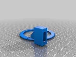 AnyCubic i3 - Support pour anneau de leds