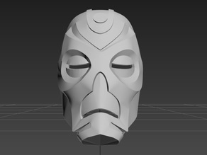 Skyrim Dragon Priest Mask