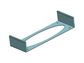 "10-slot 6"" Jumper Wire Rack"