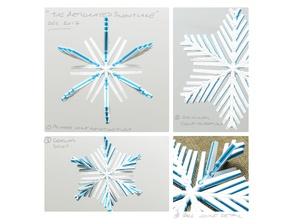 Articulated Snowflake