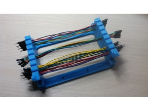 Jumper Wires Holder