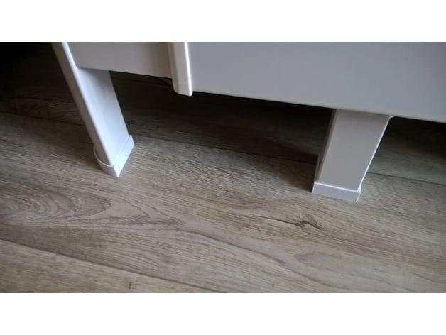 Increase Ikea Bed Height