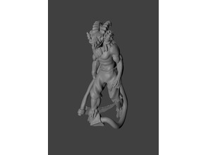 Demon Miniature