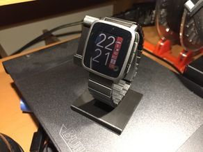 Pebble Time Charging Stand