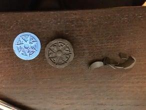 Pathfinder Symbols for Wax Imprints