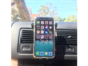 Car Vent Gravity Phone Holder