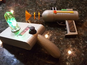 remix - Rick and Morty Portal Gun parts