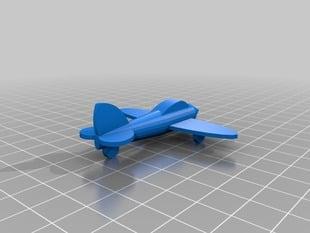 A plane Model