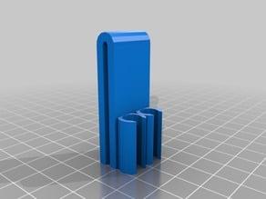 3 ring binder holder for pencil