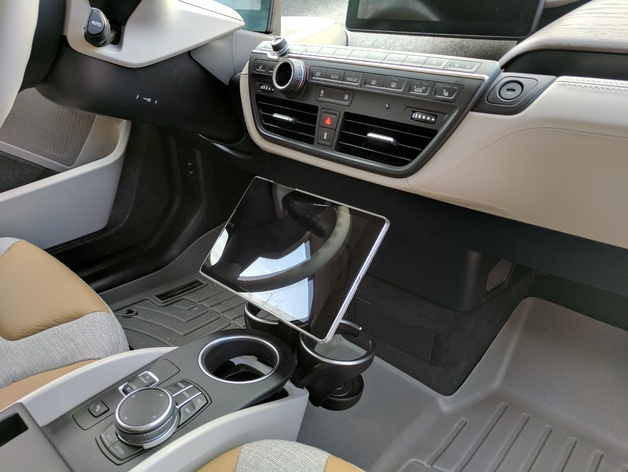 Tablet Mount For Bmw Vehicle By Seojeff Thingiverse