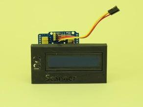 Standalone I2C Scanner