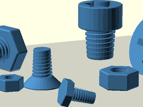OpenSCAD Gear Scripts collection - Thingiverse