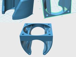 E3D J Head cooler with Part vents