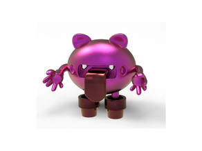 Meron Monster Miniature Toy