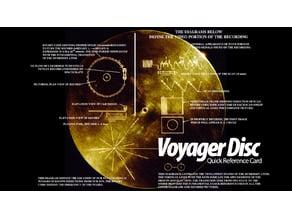 NASA VOYAGER MESSAGE