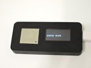 Wemos ESP32 Oled box