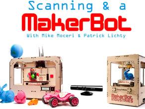 Maker Faire Chicago Northside Scans