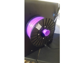 Wanhao D6 Filament Spool Holder (No support needed)