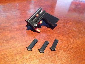 Compact Dart Launcher