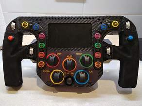 Simracing Porsche 919 LMP1 Steering wheel