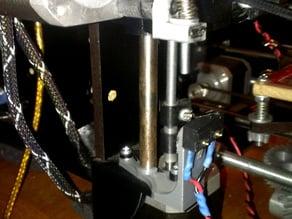 Adjustable Z-Axis Endstop Holder for Prusa i3