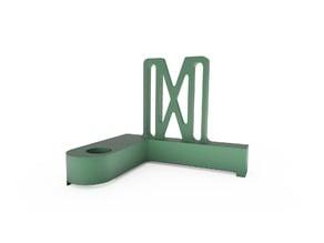 Endstop holder/mount Zonestar prusa i3