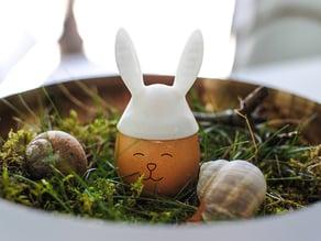 Easter Egg Bunny Helmet