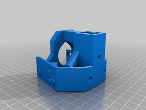 Structurally Reenforced 3DR Simple Corner Parts