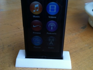 iPod Nano 7th Generation Holder