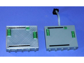 fischertechnik compatible adafruit v2 motor shield housing