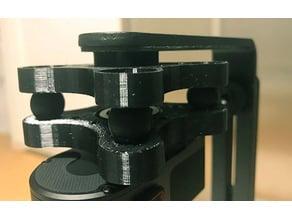 anti vibration camera mount (tripod mount)