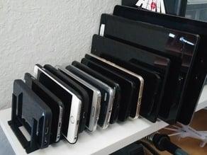Smartphone / Tablet organizer