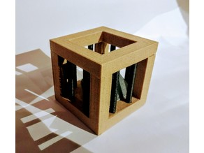 The Cell - Pyramid Puzzle