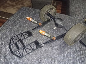 RC 1:5 Rear Axle Update 04.04.2019
