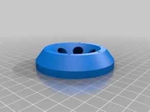 DIYBio centrifuge rotor remix