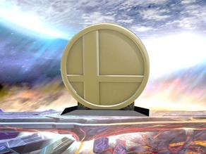Super Smash Tournament Trophy